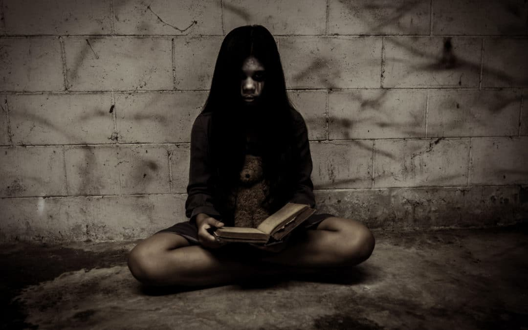 The 10 Scariest Books of All Time